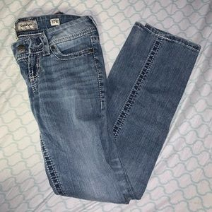 BKE jeans from buckle straight Sabrina style